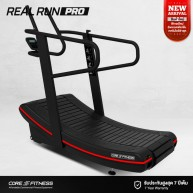 Core Fitness - Real Run Pro Curved Treadmill