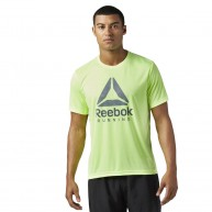 Reebok Men's Running Graphic Tee เสื้อวิ่ง