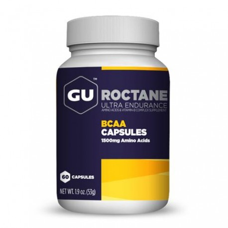 GU Roctane BCAA Capsule Bottle