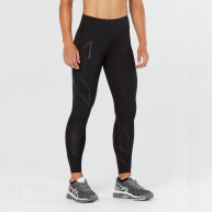 2XU Women's MCS Bonded Mid-Rise Compression Tights