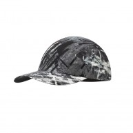 Buff Pro Run Cap R - City Jungle Grey
