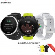 Suunto 9 Non Baro - Built to Last