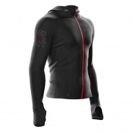 Compressport Thermo Seamless Woodpulp Zip Hoodie