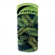 Fitletic Multiscarf Green Amazon Print