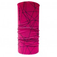 Fitletic Multiscarf Pink Spider Print