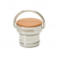 Klean Kanteen Bamboo for Classic Bottle ฝาขวด
