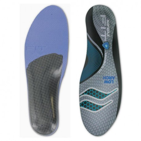 Sofsole Low Arch Insole Fit Series