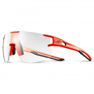 Julbo Aerospeed Segment, Reactiv Lenses, Orange Neon/Black