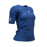 Compressport Training TShirt SS Women - Mont Blanc 2019