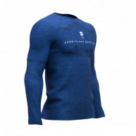 Compressport Training TShirt LS - Mont Blanc 2019