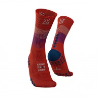 Compressport Mid Compression Socks - Summer Refresh 2019