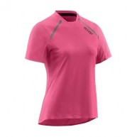 CEP Women Run Shirt Short Sleeve