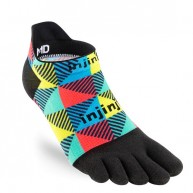 Injinji Toesock Spectrum Run Lightweight No-Show