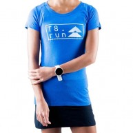 T8 Women Bella Canvas Triblend Casual Tee เสื้อลำลอง