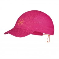 Buff Pack Run Cap R-PINK HTR