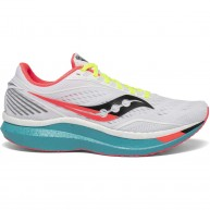 Saucony Men Endorphin Speed _ White Mutant