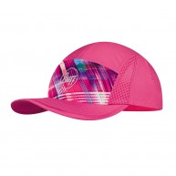 Buff Run Cap - R-B-MAGIK PINK