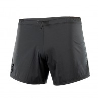Compressport Men Racing Split Shorts- Black Edition 2020
