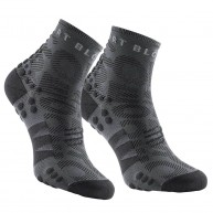 Compressport Pro Racing Sock V3.0 Run High - Black Edition 2020