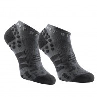 Compressport Pro Racing Sock V3.0 Run Low - Black Edition 2020