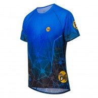 BUFF Men Pro Team Urbi Blue S/S Running T-Shirt