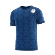Compressport Training TShirt SS Badges- Mont Blanc 2020