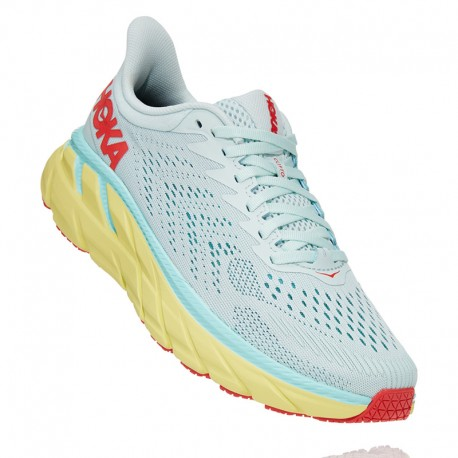 Hoka Women One One Clifton 7 - Wide (New Colors)
