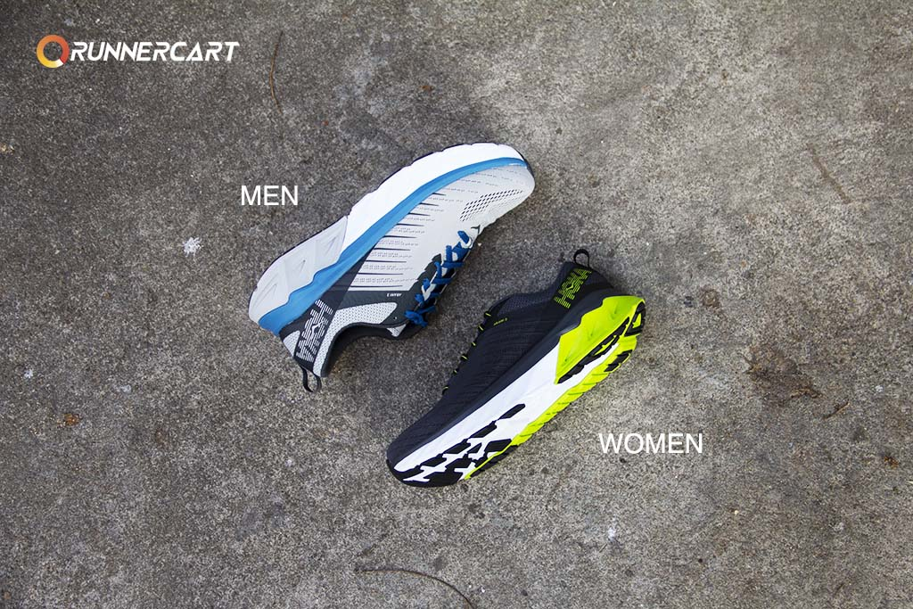HOKA ONE ONE ARAHI 3 color review