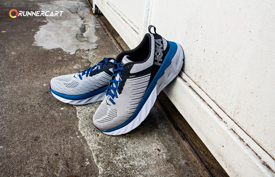 Hoka one one arahi3 review2