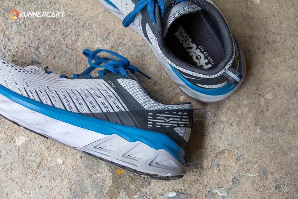 Hoka one one arahi3 review14
