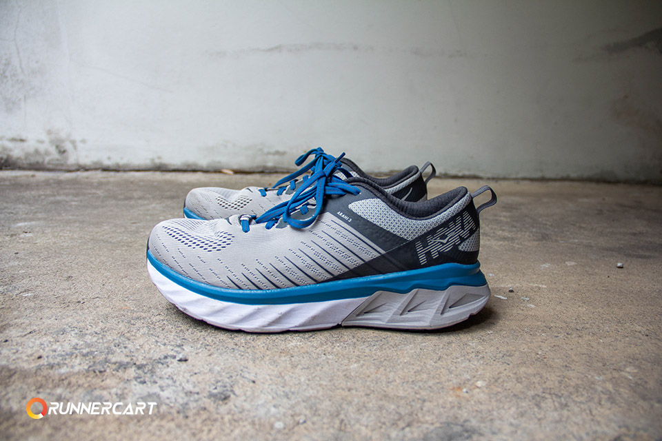 Hoka one one arahi3 review3