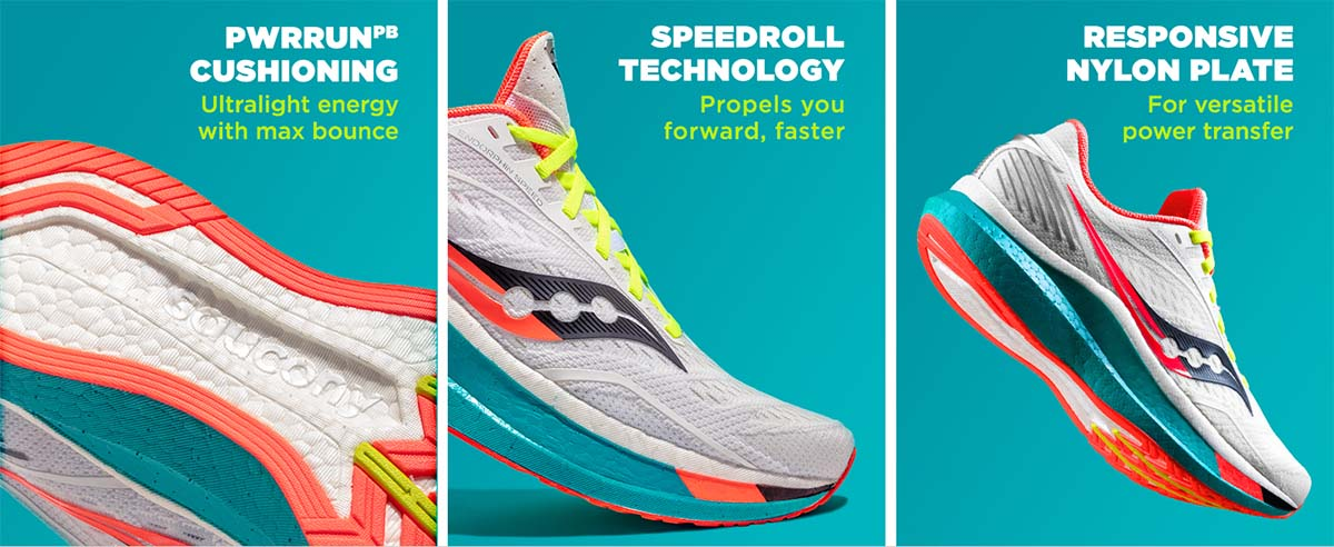 Saucony Endorphin Speed image