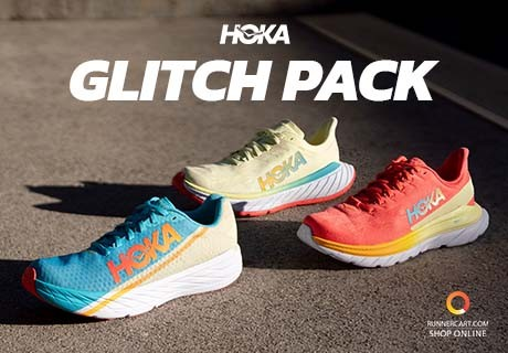 "HOKA COLLECTION ""GLITCH PACK"""